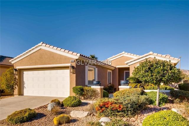 4699 Denaro, Las Vegas, NV 89135 (MLS #2047854) :: The Machat Group | Five Doors Real Estate