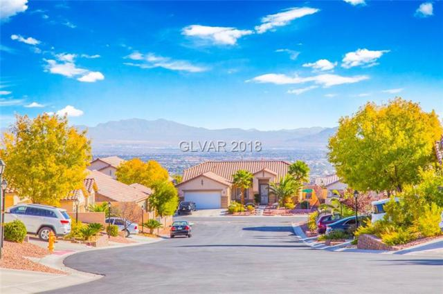 10662 Early Dawn, Las Vegas, NV 89129 (MLS #2047901) :: The Snyder Group at Keller Williams Marketplace One