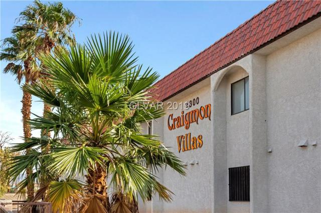 4300 Lamont #266, Las Vegas, NV 89115 (MLS #2048025) :: The Snyder Group at Keller Williams Marketplace One