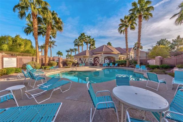 5855 Valley #1011, North Las Vegas, NV 89031 (MLS #2048371) :: Trish Nash Team