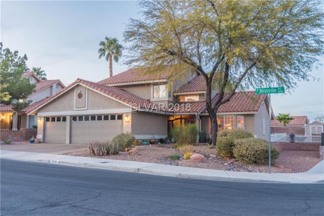 8632 Blissville, Las Vegas, NV 89145 (MLS #2048652) :: The Machat Group | Five Doors Real Estate