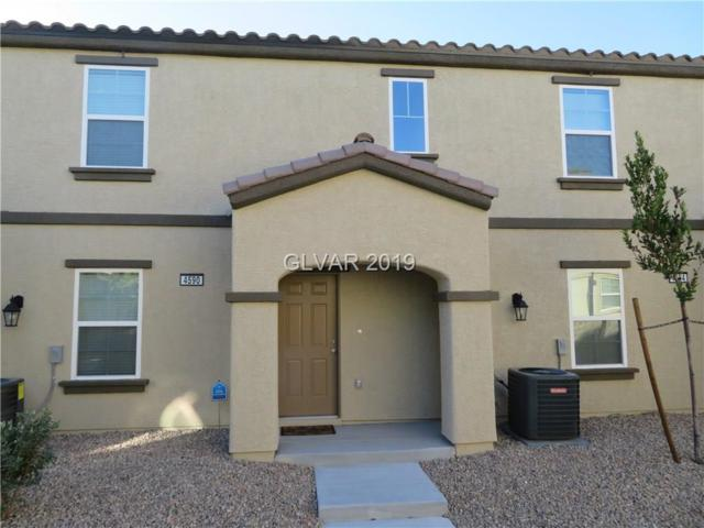 4590 Townwall, Las Vegas, NV 89115 (MLS #2048848) :: The Snyder Group at Keller Williams Marketplace One