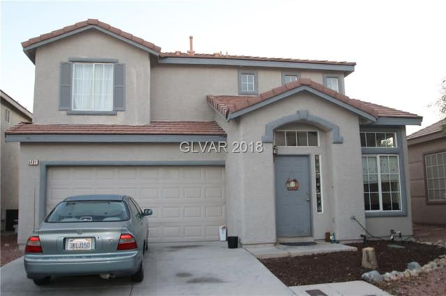 5401 Peony, North Las Vegas, NV 89031 (MLS #2048998) :: The Snyder Group at Keller Williams Marketplace One
