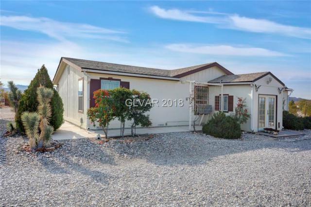 2899 Buckskin, Sandy Valley, NV 89019 (MLS #2049121) :: The Machat Group | Five Doors Real Estate