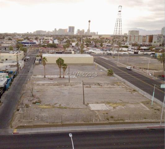 231 N 11th, Las Vegas, NV 89101 (MLS #2049212) :: Trish Nash Team