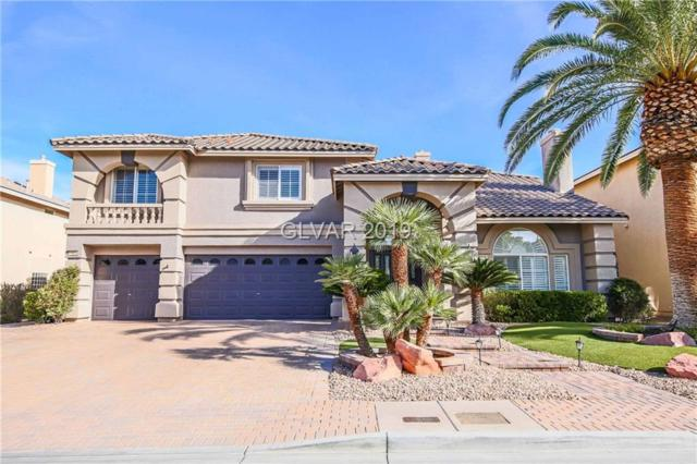 11072 Whistling Straits, Las Vegas, NV 89141 (MLS #2049482) :: The Snyder Group at Keller Williams Marketplace One