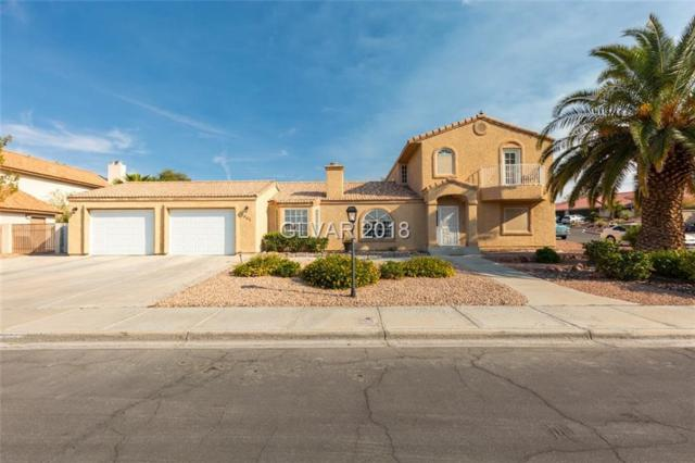 1065 Hollyhock, Henderson, NV 89011 (MLS #2049504) :: Trish Nash Team