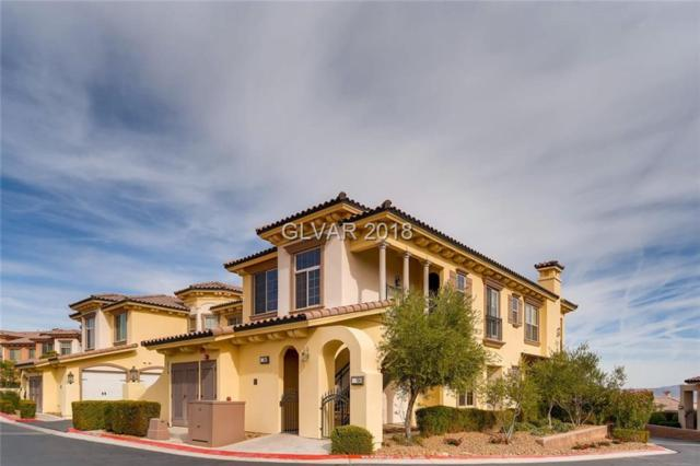 17 Via Visione #204, Henderson, NV 89011 (MLS #2049656) :: Signature Real Estate Group