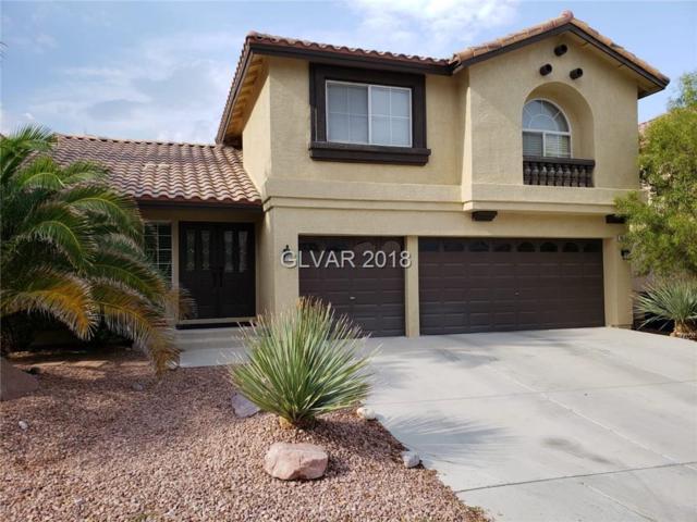 10106 Walhalla Plateau, Las Vegas, NV 89148 (MLS #2049743) :: Vestuto Realty Group