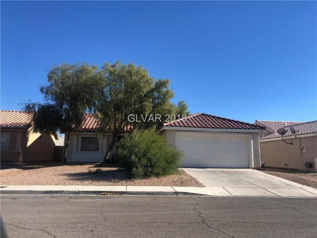 5420 Sunnyville, North Las Vegas, NV 89031 (MLS #2050328) :: The Snyder Group at Keller Williams Marketplace One