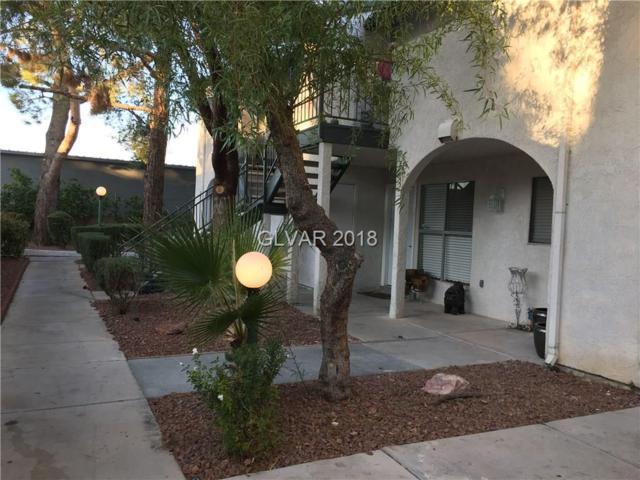 2460 Old Forge #44, Las Vegas, NV 89121 (MLS #2050646) :: Trish Nash Team