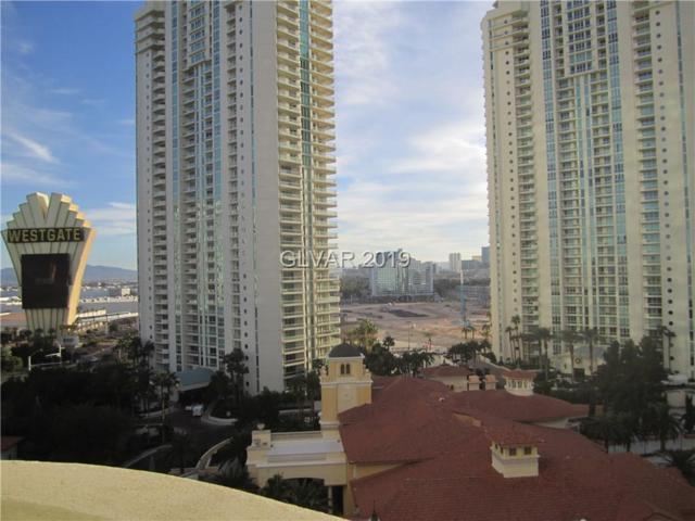 2777 Paradise #1103, Las Vegas, NV 89109 (MLS #2051087) :: Trish Nash Team