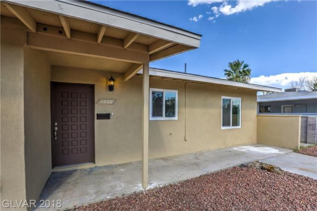 1232 Purple Sage, Las Vegas, NV 89108 (MLS #2051430) :: The Snyder Group at Keller Williams Marketplace One