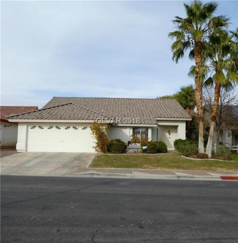 408 Crown Royale, Henderson, NV 89002 (MLS #2051494) :: The Snyder Group at Keller Williams Marketplace One