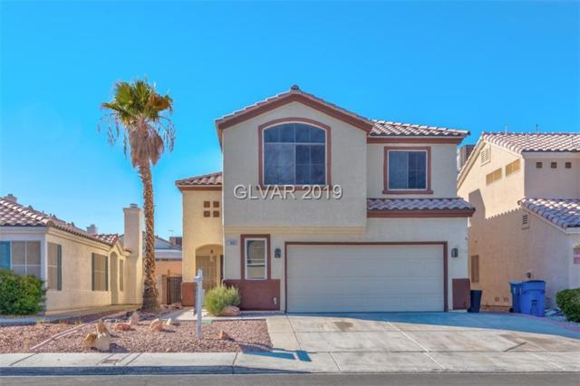 1805 Sierra Valley, Las Vegas, NV 89128 (MLS #2051923) :: Vestuto Realty Group