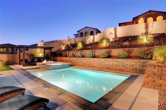 445 Rosina Vista, Las Vegas, NV 89138 (MLS #2051933) :: Vestuto Realty Group