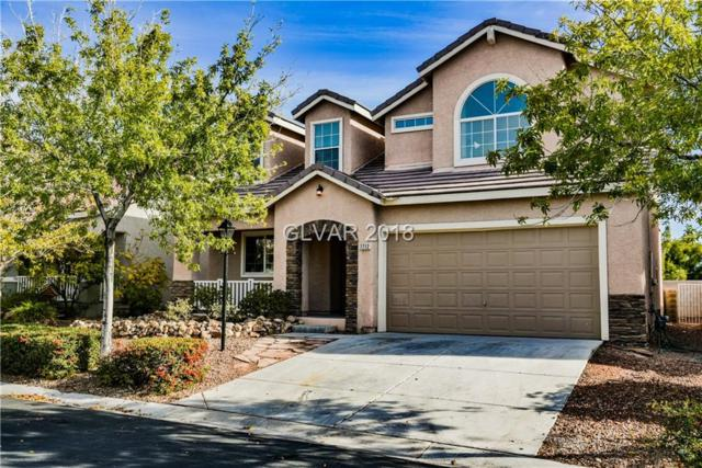 7712 Natures Song, North Las Vegas, NV 89131 (MLS #2052046) :: The Snyder Group at Keller Williams Marketplace One