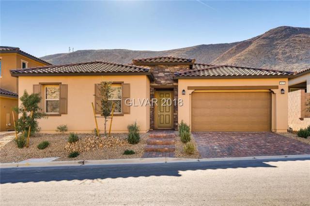 3843 Montone, Las Vegas, NV 89141 (MLS #2052299) :: The Snyder Group at Keller Williams Marketplace One