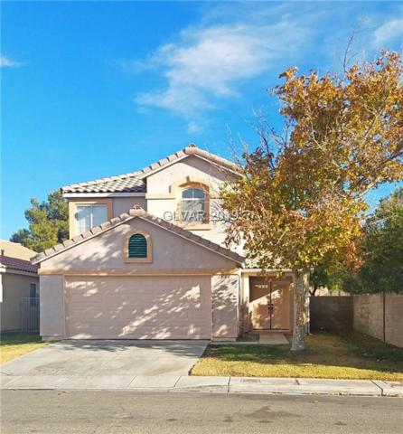 6030 Canyon Gap, North Las Vegas, NV 89031 (MLS #2052487) :: Vestuto Realty Group