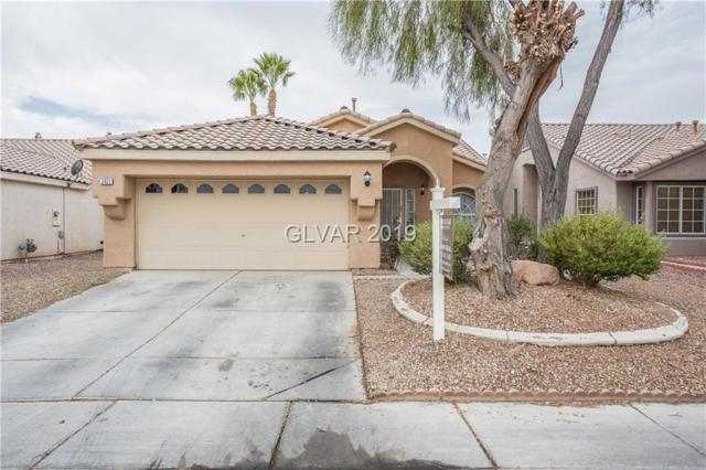 3421 Flats, North Las Vegas, NV 89032 (MLS #2052878) :: Vestuto Realty Group