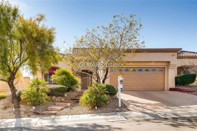 11033 Clear Meadows, Las Vegas, NV 89134 (MLS #2053115) :: The Snyder Group at Keller Williams Marketplace One