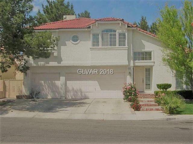 6436 Crystal Dew, Las Vegas, NV 89118 (MLS #2053244) :: The Snyder Group at Keller Williams Marketplace One