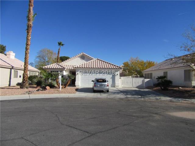 4404 Sandhorse, Las Vegas, NV 89130 (MLS #2053446) :: The Snyder Group at Keller Williams Marketplace One