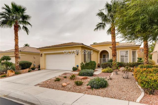 4325 Bella Cascada, Las Vegas, NV 89135 (MLS #2053457) :: The Snyder Group at Keller Williams Marketplace One