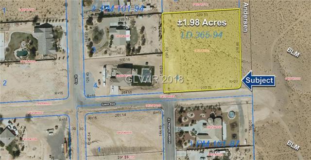 1.98 Acres in Logandale €¢ Apn 041-25-401-013, Logandale, NV 89021 (MLS #2053536) :: Trish Nash Team