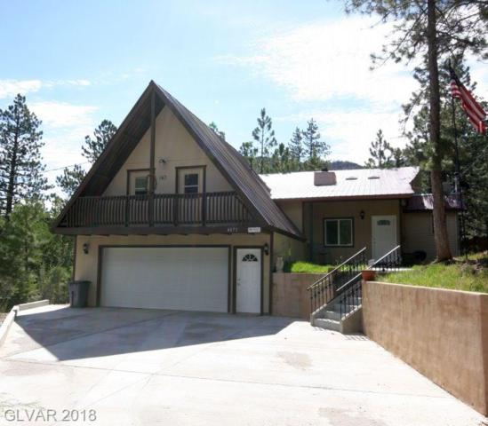 4075 Mont Blanc, Mount Charleston, NV 89124 (MLS #2053888) :: Trish Nash Team
