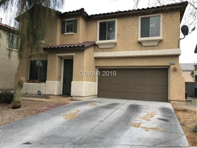 5440 Whisper Bluff, North Las Vegas, NV 89031 (MLS #2053925) :: Vestuto Realty Group