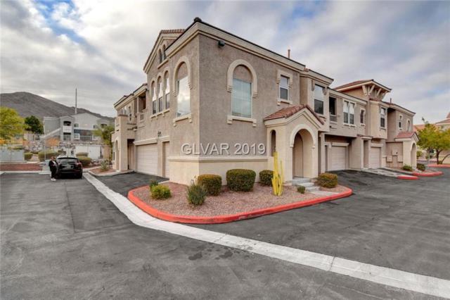 10550 Alexander #2223, Las Vegas, NV 89129 (MLS #2054114) :: Vestuto Realty Group