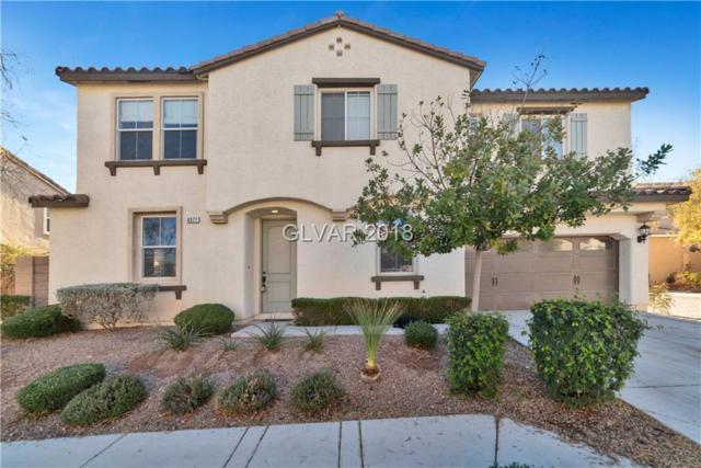 8377 Lower Trailhead, Las Vegas, NV 89113 (MLS #2054216) :: Five Doors Las Vegas
