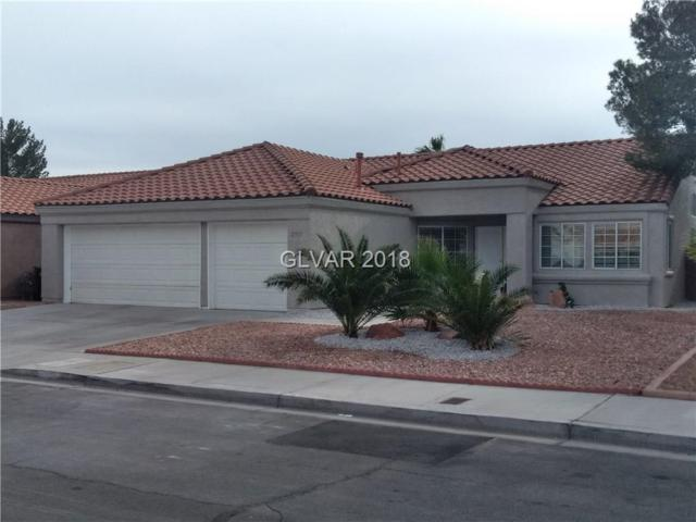 2713 Briarcliff, Henderson, NV 89074 (MLS #2054397) :: The Snyder Group at Keller Williams Marketplace One