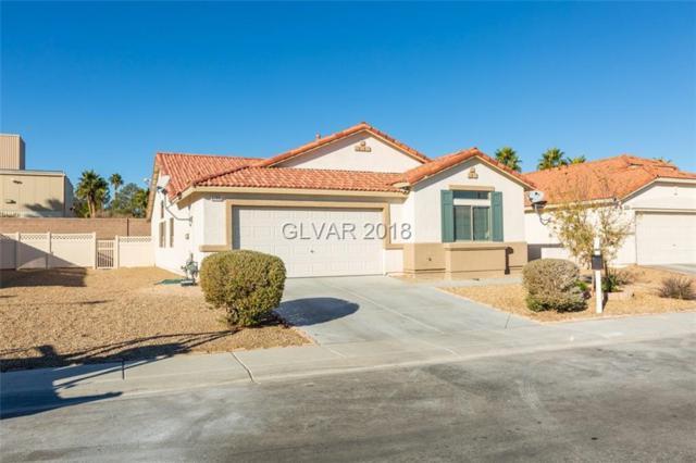 5709 Wizard Wand, North Las Vegas, NV 89031 (MLS #2054833) :: Vestuto Realty Group