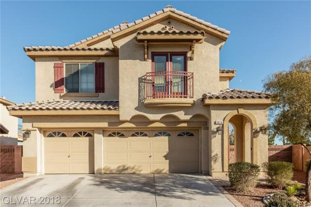 5816 Altissimo, North Las Vegas, NV 89081 (MLS #2055588) :: Vestuto Realty Group