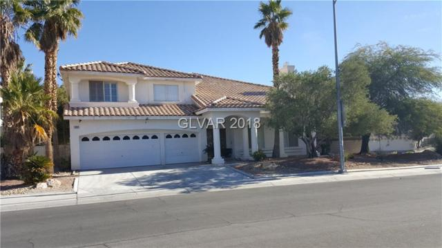 3800 Beacon Point, Las Vegas, NV 89129 (MLS #2055600) :: The Snyder Group at Keller Williams Marketplace One
