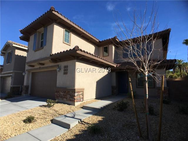 Henderson, NV 89011 :: The Snyder Group at Keller Williams Marketplace One