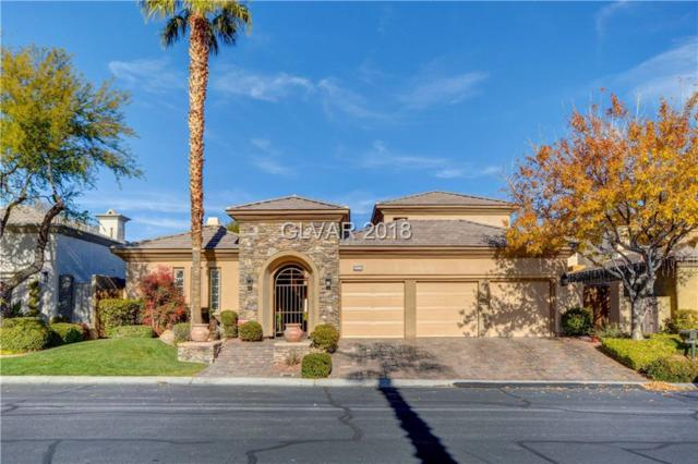 11366 Winter Cottage, Las Vegas, NV 89135 (MLS #2056329) :: The Snyder Group at Keller Williams Marketplace One
