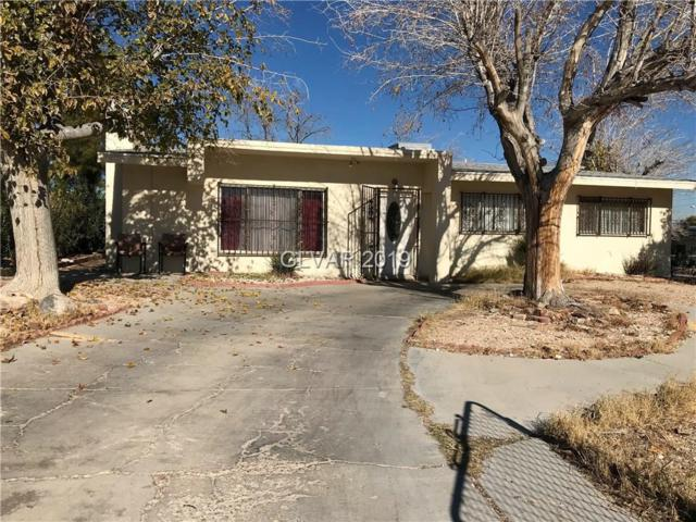 4548 Oakdale, Las Vegas, NV 89121 (MLS #2056540) :: The Snyder Group at Keller Williams Marketplace One