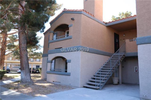 220 Mission Newport #105, Las Vegas, NV 89107 (MLS #2057821) :: Vestuto Realty Group