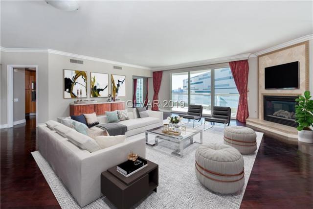 2747 Paradise #1601, Las Vegas, NV 89109 (MLS #2058008) :: Vestuto Realty Group