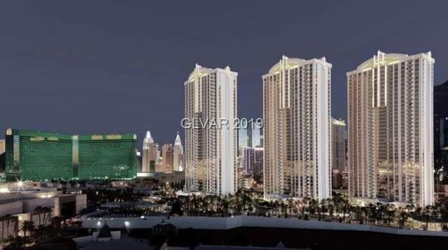 145 Harmon #1219, Las Vegas, NV 89109 (MLS #2059189) :: The Snyder Group at Keller Williams Marketplace One