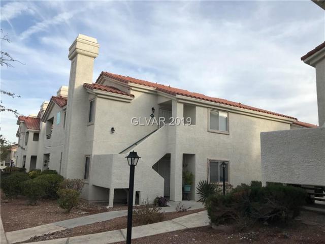 7901 Ryandale #204, Las Vegas, NV 89145 (MLS #2059908) :: Vestuto Realty Group