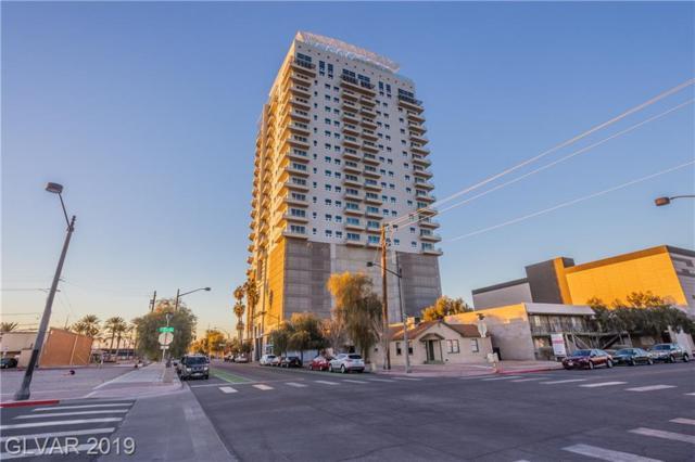 200 Hoover Avenue #1006, Las Vegas, NV 89101 (MLS #2060480) :: Trish Nash Team