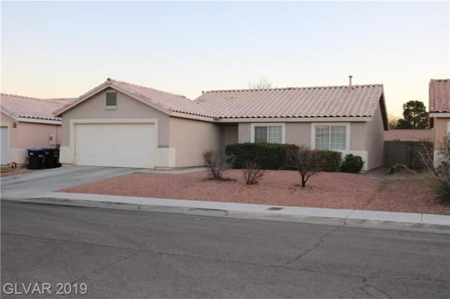 113 Beaver Ridge, North Las Vegas, NV 89031 (MLS #2061210) :: The Snyder Group at Keller Williams Marketplace One