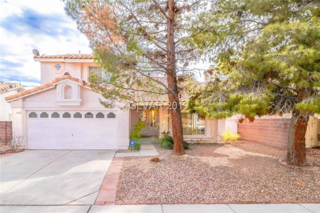 1429 Hawkwood, Henderson, NV 89014 (MLS #2061393) :: The Snyder Group at Keller Williams Marketplace One