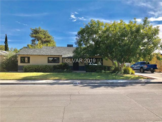 1237 Melville, Las Vegas, NV 89102 (MLS #2061693) :: Five Doors Las Vegas