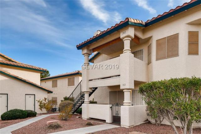 1408 Oak Rock #102, Las Vegas, NV 89128 (MLS #2062075) :: Sennes Squier Realty Group