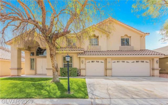 5683 Heather Breeze, Las Vegas, NV 89141 (MLS #2062433) :: Five Doors Las Vegas